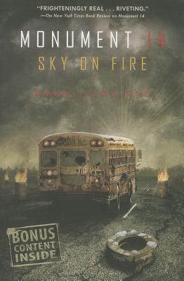 Sky on Fire By Laybourne, Emmy